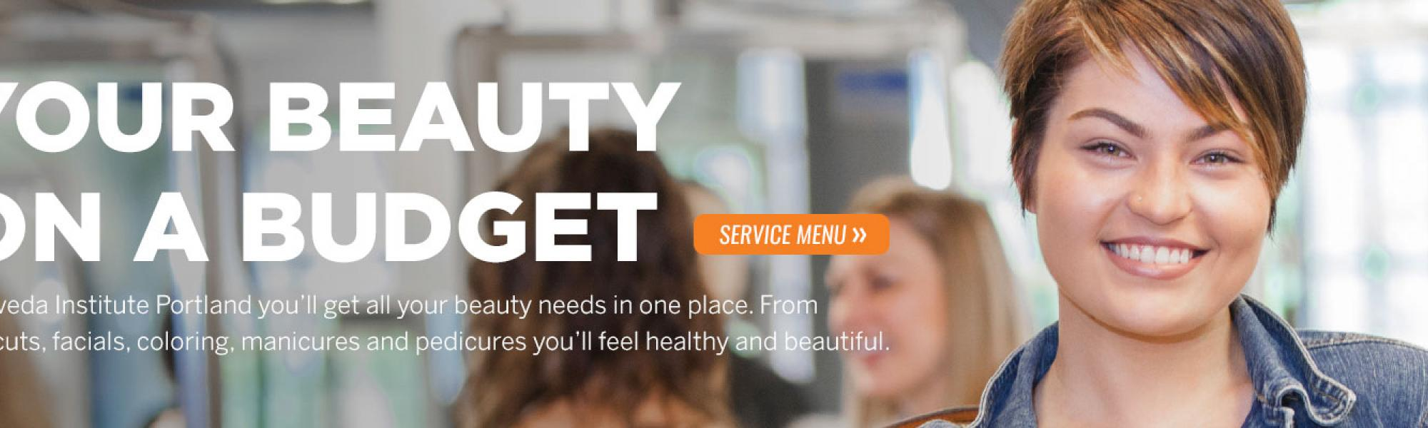 Beauty on a Budget - Aveda Institute Portland