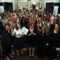 Aveda Institute Graduation Class of 2015