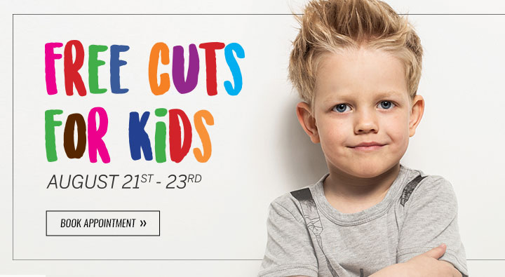 Free Haircuts For Kids, Back To School, Salon, Portland, School, Haircuts