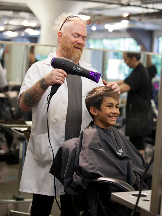 Free Haircuts For Kids Back To School Salon Portland