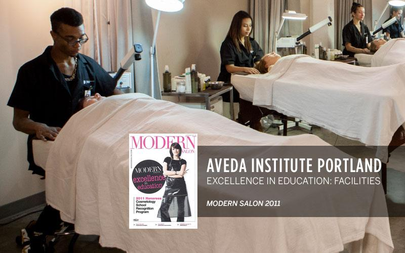 Modern Salon - Excellence in Facilities