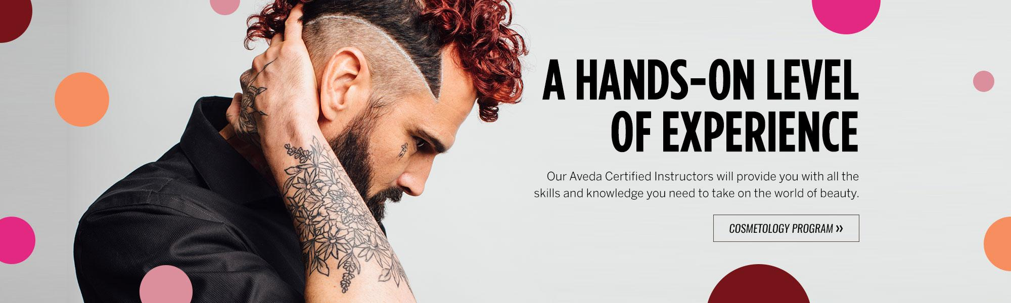 Cosmetology Program - Aveda Institute Portland