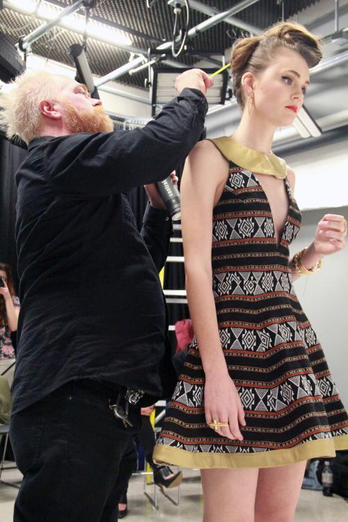 Dosha Creative Team, Portland Fashion Week