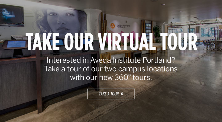 Virtual Tour - Aveda Institute Portland