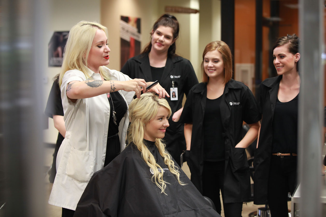beauty school haircut cosmetology program aveda institute portland or vancouver wa 5234 | web5 0